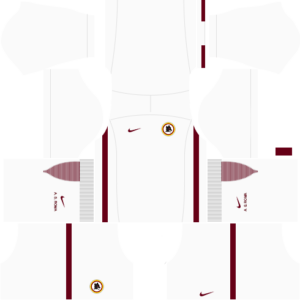 AS Roma dls away Kit 2016-2017