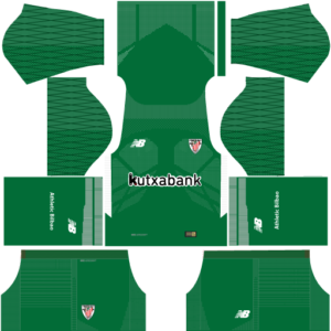 Athletic Bilbao DLS Goalkeeper Home Kit 2017-2018