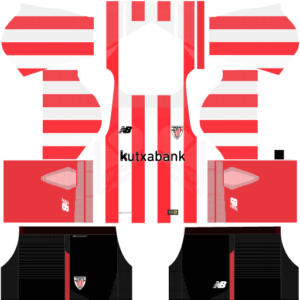 Athletic Bilbao DLS Home Kit 2017-2018