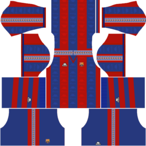 Barcelona special Kit Home