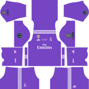 Real Madrid Home kits UCL Final Cardiff 2017
