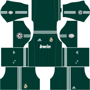 Real Madrid dls Third Kit 2012-2013