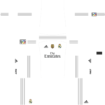 Real Madrid dls home kit 2015-2016