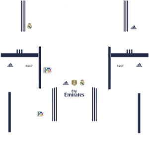 Real Madrid dls home special Kit 2016-2017