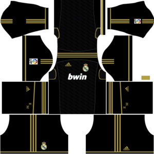 Real madrid dls away kit 2011-2012