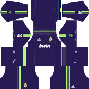 Real madrid dls away kit 2012-2013