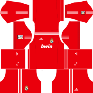 Real madrid dls third kit 2011-2012