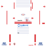 al zamalek sc dls home kit 2016-2017