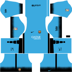 barcelona dls third kit 2015-2016