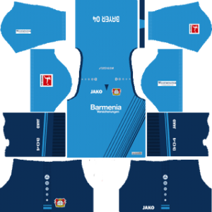 bayer leverkusen dls fourth kit 2017-2018