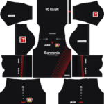 Bayer Leverkusen Dream League Soccer Kits 2017/2018
