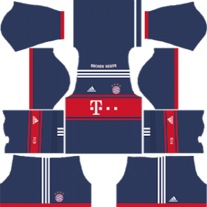 bayern munich away kit 2017-2018 dream league soccer
