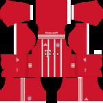 FC Bayern Munich Kits 2017/2018 Dream League Soccer