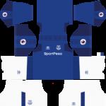 Everton Kits 2017/2018 Dream League Soccer
