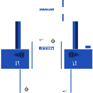inter milan away kit 2016-2017 dream league soccer