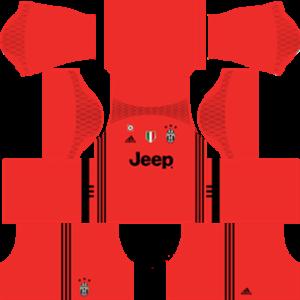 juventus dls goalkeeper third kit 2016-2017