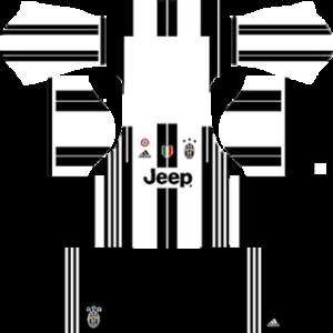 1284f49ed57 Juventus Kits 2016 2017 Dream League Soccer