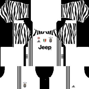 online store c679a c6465 Juventus Kits 2016/2017 Dream League Soccer