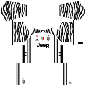 6ab89ecc3ca Juventus Kits 2016/2017 Dream League Soccer