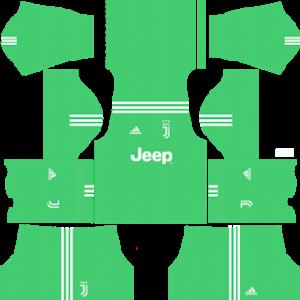 juventus goalkeeper away kit 2017-2018 dream league soccer