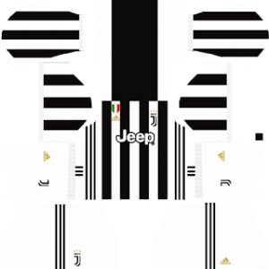 juventus home kit 2017-2018 dream league soccer