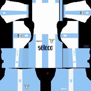 lazio away dls kits 2017-2018