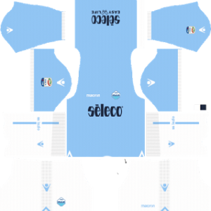 lazio home dls kit 2017-2018