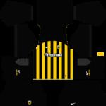 AEK F.C. Dream League Soccer Kits 2017/2018