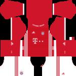 Bayern Munich Kits 2016/2017 Dream League Soccer