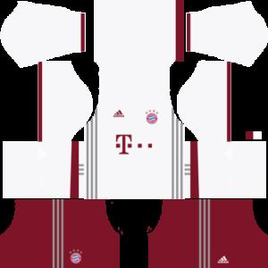 Bayern Munich dls third kit 2016-2017