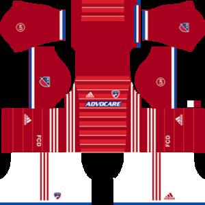 Fc Dallas Kits 2016 2017 Dream League Soccer Fc Dallas Dls 2017 Kits