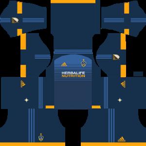 LA Galaxy dls away 2016-2017