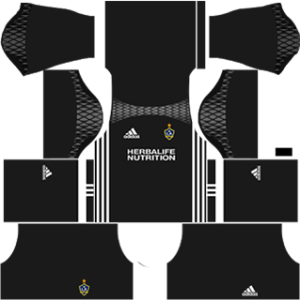 LA Galaxy dls goalkeeper away 2016-2017