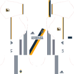 LA Galaxy Kits 2016/2017 Dream League Soccer