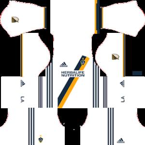 LA Galaxy dls home 2016-2017