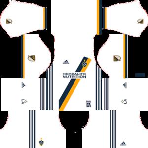 LA Galaxy dls home 2017-2018