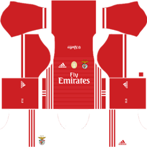 Sl benfica dls home 2016-2017