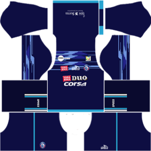 arema cronus fc dls home kit 2017-2018