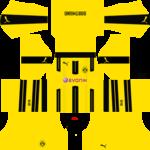 Borussia Dortmund Kits 2016/2017 Dream League Soccer