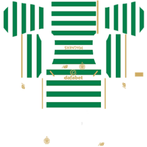 celtic fc dls home kit 2017-2018