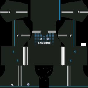 chelsea dls third kit 2011-2012