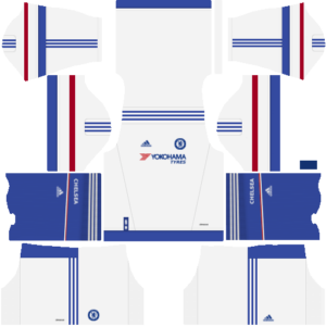 chelsea third dls kit 2016-2017