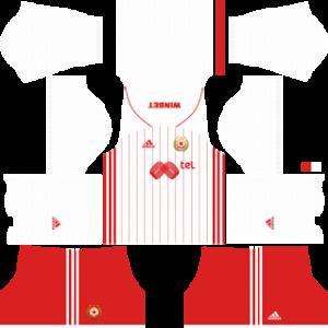 cska sofia adidas dls away kit 2017-2018