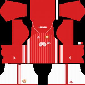 cska sofia adidas dls home kit 2017-2018