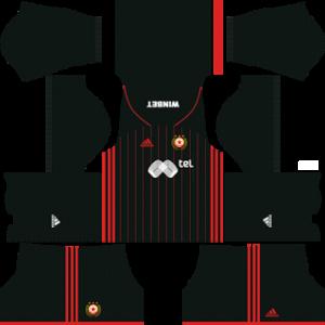 cska sofia adidas dls third kit 2017-2018