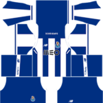 FC Porto Dream League Soccer Kits 2017/2018