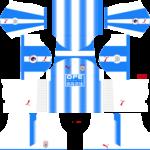 Huddersfield Town A.F.C. Kits 2017/2018 Dream League Soccer