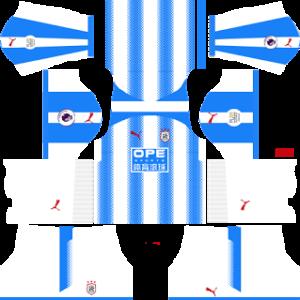 huddersfield town puma dls home kit 2017-2018
