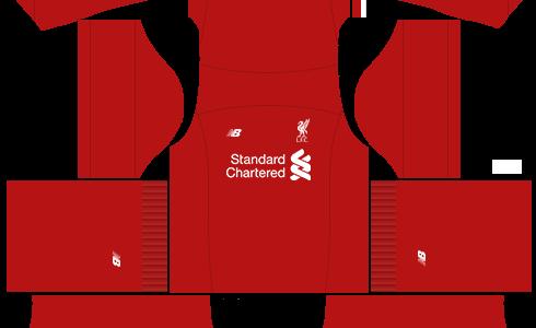 daxil olunan dream league soccer 2016 uniform liverpool