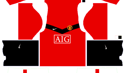 4e065a6a8 Dream League Soccer Manchester United Kit – Galleria Immagini ...